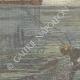 DÉTAILS 02   Navire de Tibère - Rome Antique - Un scaphandrier fouille le lit du Lac de Nemi - Rome - 1895