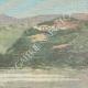 DÉTAILS 03   Navire de Tibère - Rome Antique - Un scaphandrier fouille le lit du Lac de Nemi - Rome - 1895