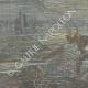 DÉTAILS 05   Navire de Tibère - Rome Antique - Un scaphandrier fouille le lit du Lac de Nemi - Rome - 1895