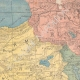 DETAILS 03   Map of Armenia and surrounding areas - XIXth Century