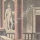 DÉTAILS 03 | Assassinat du Commendatore Le Pera - Palazzo Braschi à Rome - Italie - 1895