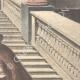 DÉTAILS 04 | Assassinat du Commendatore Le Pera - Palazzo Braschi à Rome - Italie - 1895