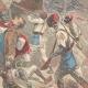 DETAILS 04   Battle of Amba Alagi - Death of maggiore Pietro Toselli - Ethiopia - 1895