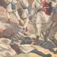 DETAILS 05   Battle of Amba Alagi - Death of maggiore Pietro Toselli - Ethiopia - 1895