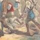 DETAILS 06   Battle of Amba Alagi - Death of maggiore Pietro Toselli - Ethiopia - 1895