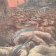 DÉTAILS 04 | Bataille d'Amba Alagi - Mort du major Pietro Toselli - Ethiopie - 1895