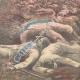 DÉTAILS 06 | Bataille d'Amba Alagi - Mort du major Pietro Toselli - Ethiopie - 1895