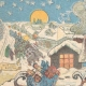 DETAILS 01 | Christmas Day in Little Russia, Germany, North America - XIXth Century