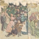 DETAILS 05 | Christmas Day in Little Russia, Germany, North America - XIXth Century
