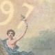 DÉTAILS 03 | Nouvelle année - 1897 - Allégorie