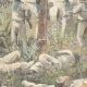 DETAILS 02 | Search for corpses after the Mogadishu massacre - Italian Somaliland - 1897