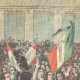 DETAILS 01 | Centenary of the Italian tricolor - 1897