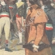 DETAILS 04 | Centenary of the Italian tricolor - 1897