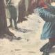 DÉTAILS 02 | Une sentinelle tue un jardinier du Tsar, le croyant nihiliste - Krasnoe Selo - Russie - 1897