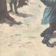 DÉTAILS 05 | Une sentinelle tue un jardinier du Tsar, le croyant nihiliste - Krasnoe Selo - Russie - 1897