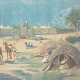 DETAILS 06   Dervishes war against Eritrea - Giuseppe Vigano - 1897