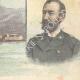 DÉTAILS 06 | Portraits - Felice Canevaro - Giovanni Giorello - Vue de La Canée - Candie - Crète - Italie