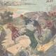 DÉTAILS 02 | Evénements de Candie - Bombardement du camp des insurgés - Akrotíri - Crète - 1897