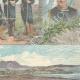DÉTAILS 04   Evénements de Candie - Crète - Portraits et Vues - XIXème Siècle