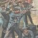 DÉTAILS 02 | Evénements de Candia - Rébellion des gendarmes Turcs à La Canée - Crète - 1897