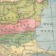 DÉTAILS 03   Carte de la Péninsule Balkanique - 1897