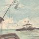 DETAILS 03 | Events in Candia - Shipwreck of a greek sailboat - Capo d'Atria - 1897