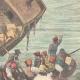 DETAILS 04 | Events in Candia - Shipwreck of a greek sailboat - Capo d'Atria - 1897