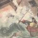 DETAILS 05 | Events in Candia - Shipwreck of a greek sailboat - Capo d'Atria - 1897