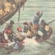 DETAILS 06 | Events in Candia - Shipwreck of a greek sailboat - Capo d'Atria - 1897