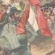 DETAILS 04 | Events in Candia - Fighting Italian volunteers against insurgents - Crete - 1897