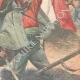 DETAILS 06 | Events in Candia - Fighting Italian volunteers against insurgents - Crete - 1897