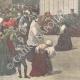 DÉTAILS 05 | Semaine Sainte à Rome - Distribution des Indulgences à Saint-Pierre de Rome (Italie)