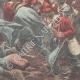 DETAILS 06   Greco-Turkish War - Garibaldi's soldiers between Lamia and Domokos - Greece - 1897