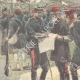 DETAILS 02   Greco-Turkish armistice - Officers of both armies set the neutral zone - 1897