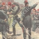 DETAILS 04   Greco-Turkish armistice - Officers of both armies set the neutral zone - 1897