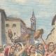 DETAILS 01 | Revolt of Camaro women - Messina - Sicily - Italy - 1897
