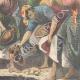 DETAILS 02 | Revolt of Camaro women - Messina - Sicily - Italy - 1897