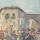 DETAILS 03 | Revolt of Camaro women - Messina - Sicily - Italy - 1897