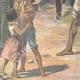 DETAILS 06 | Revolt of Camaro women - Messina - Sicily - Italy - 1897
