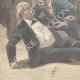 DETAILS 05   Assassination of Antonio Cánovas del Castillo - Mondragón - Spain - 1897