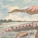 DÉTAILS 01 | Crue du Dniepr - Sauvetage des femmes qui se baignent - Pologne - 1897