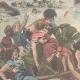 DÉTAILS 02 | Crue du Dniepr - Sauvetage des femmes qui se baignent - Pologne - 1897