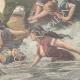 DÉTAILS 06 | Crue du Dniepr - Sauvetage des femmes qui se baignent - Pologne - 1897
