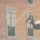 DÉTAILS 01 | Evasion de la prison du Bon Pasteur à Rome - Italie - 1897