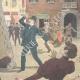 DÉTAILS 04 | Evasion de la prison du Bon Pasteur à Rome - Italie - 1897