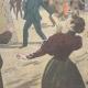 DÉTAILS 06 | Evasion de la prison du Bon Pasteur à Rome - Italie - 1897