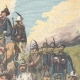 DÉTAILS 03   Armée Italienne - Les Alpins - Uniforme Militaire (Italie)