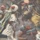 DÉTAILS 02   Révolte aux Indes - Fort de Malakand - Tribus afghanes - 1897