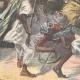 DÉTAILS 05   Révolte aux Indes - Fort de Malakand - Tribus afghanes - 1897
