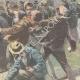 DÉTAILS 04 | Conflit entre travailleurs italiens et français à Gavet - 1897